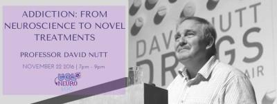 David Nutt UCL Addiction