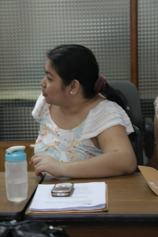 Assistant Vice President Joey Gloria and Ms. Cathy Tiongson represent PRRM at the ISEA GA.