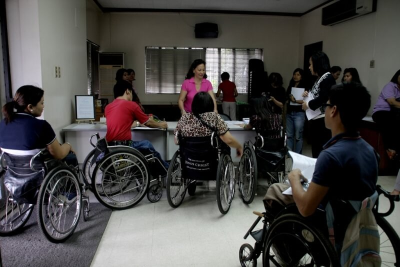 Tahanang Walang Hagdanan (TWH), the National Federation of Cooperatives of Persons with Disability (NFCPWD) and the Foundation for TheseAbled Inc (FTI) represent the PWD sector during the forum