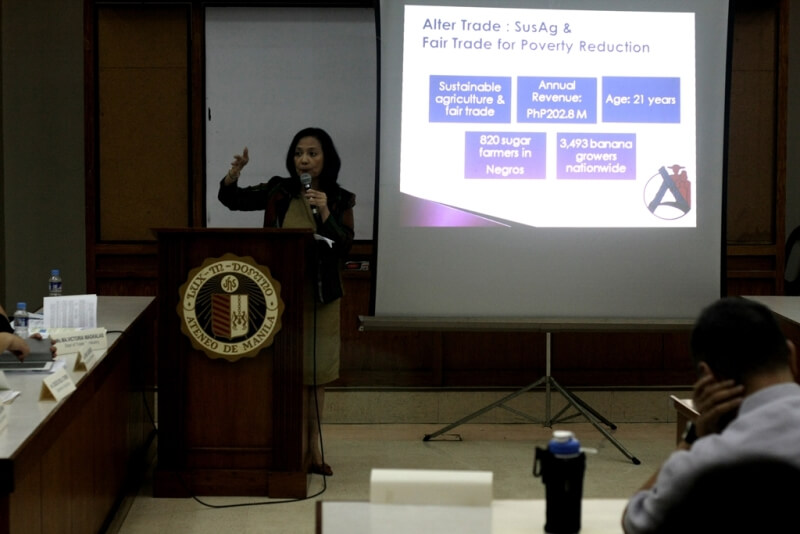 ISEA President Marie Lisa Dacanay draws from experience and research to explain how innovative convergence initiatives of government with social enterprises as major partners could potentially make a big difference in solving poverty and inequality.