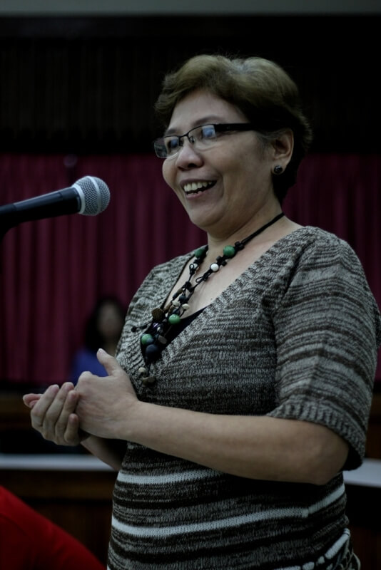 CCAP Executive Director and WFTO-Philippines Virginia Sadorra shares the significance of fair trade principles and practice in crafting programs related to social enterprise market development.