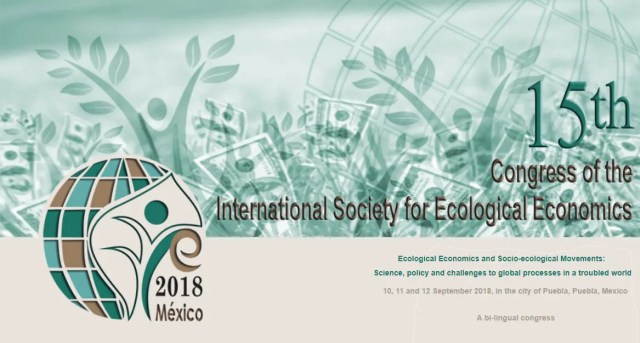 15th Congress of ISEE Conference in Mexico