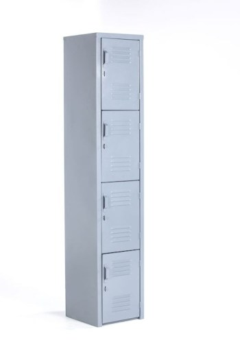 Locker 4 puertas metalico