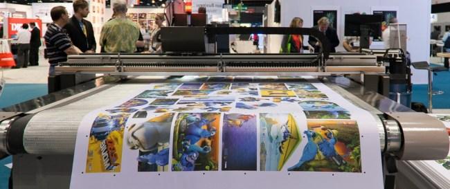 printing on process