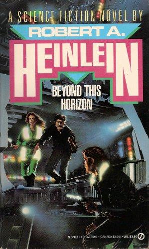 Book Review Beyond This Horizon Robert A Heinlein Magazine