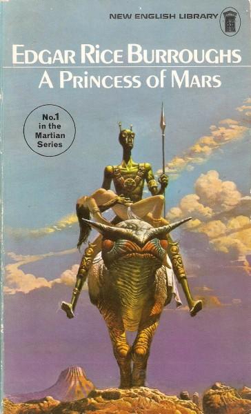 a princess of mars edgar rice buroughs