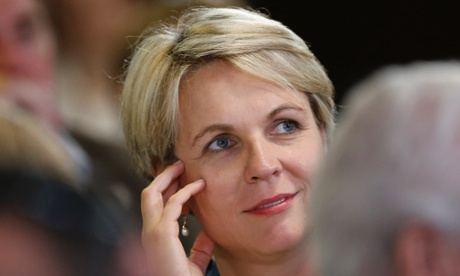 Tanya Plibersek's call for the prime minister to choose his words more carefully is the first time Labor has departed from the Coalition on the handling of the MH17 investigation. Photograph: Daniel Munoz/AAP Image