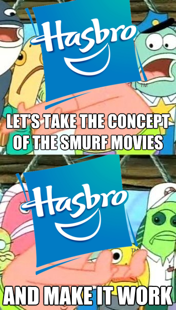 Hasbro Headquarters, Late 2011