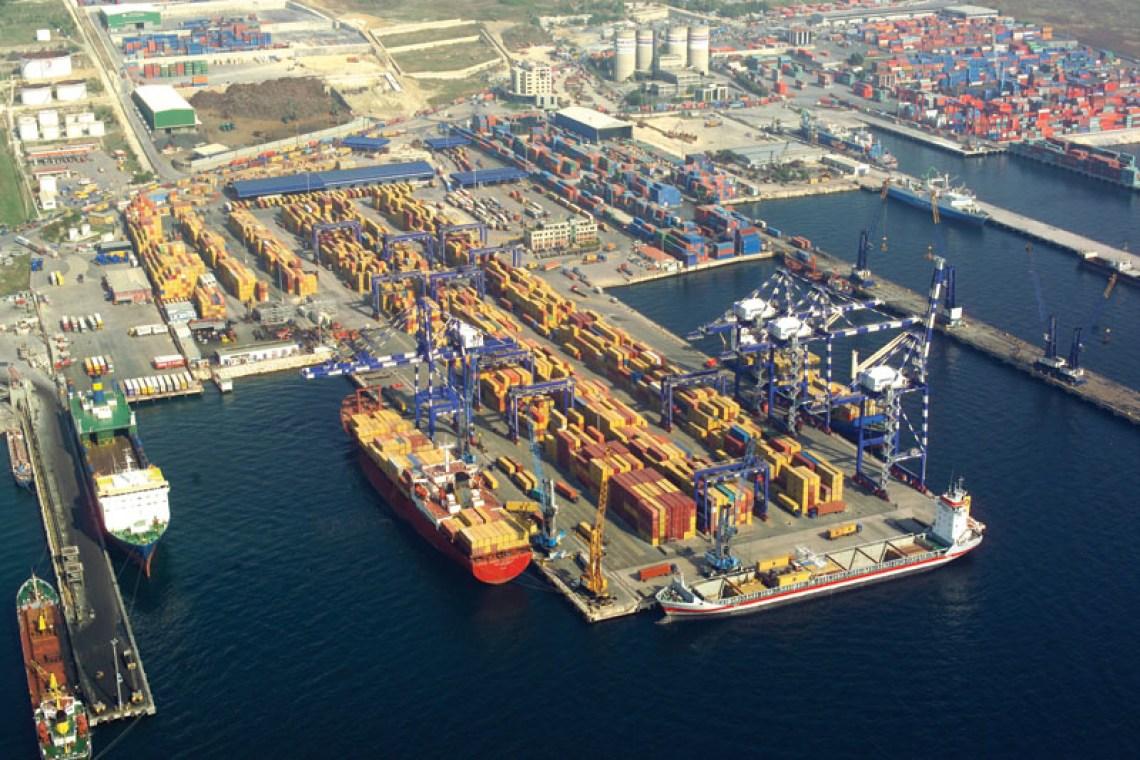 ambarlı limanı