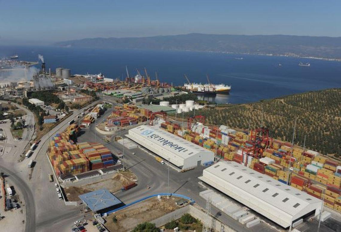 türkiye limanları isglobal lojistik firması