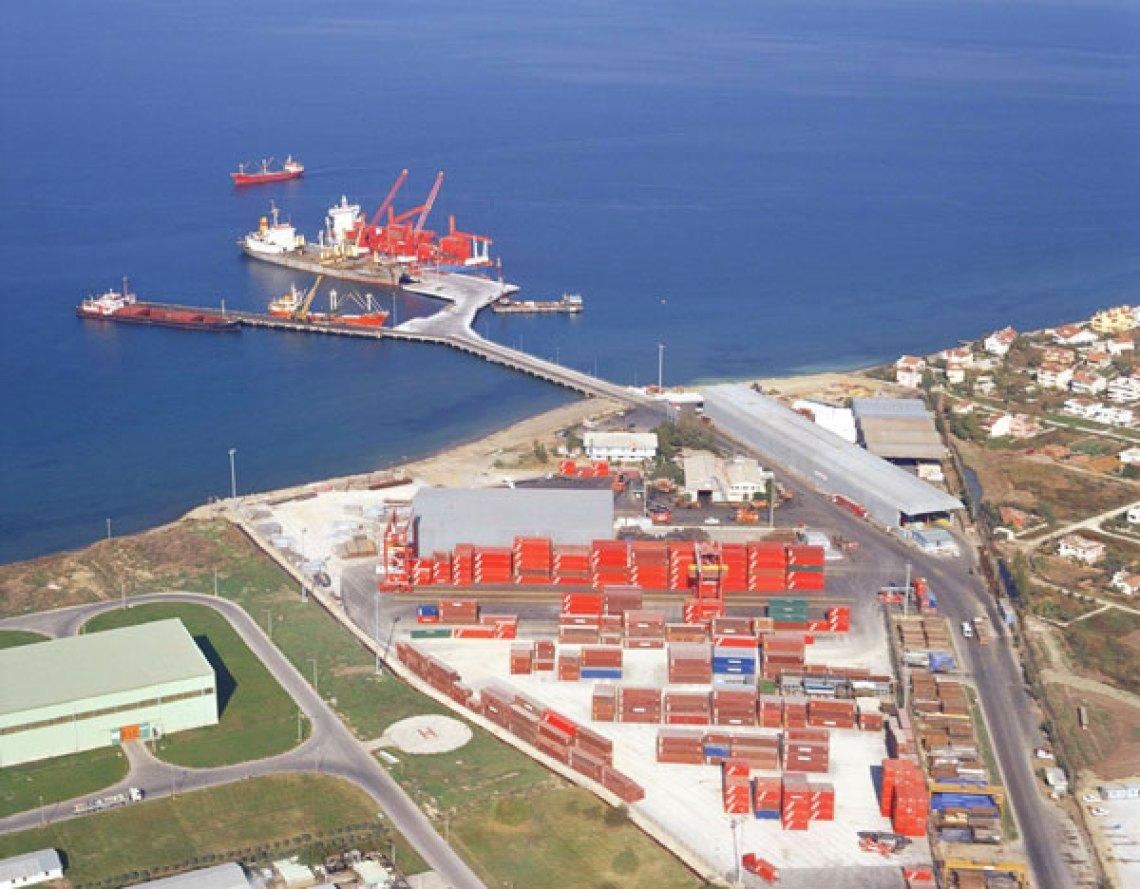 türkiye limanları isglobal lojistik