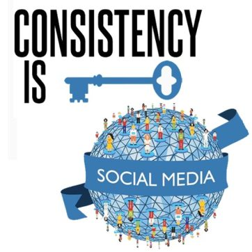 We should know that consistency in whatever we engage in brings about results.