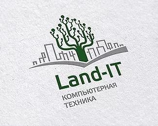 Creative Tree logo design inspiration (27)