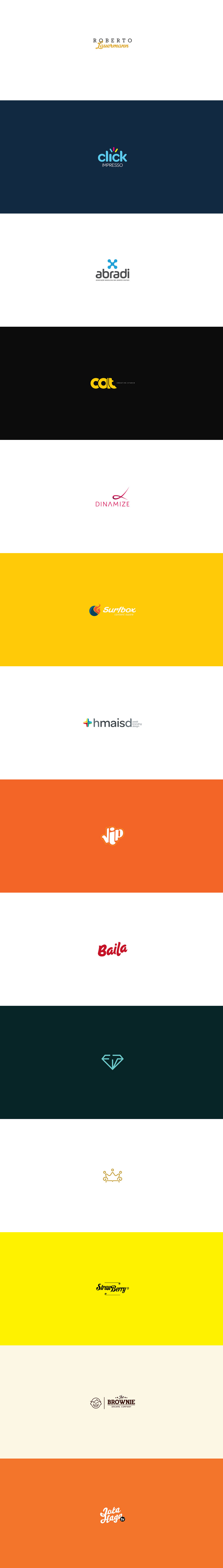 6 Winning Logo Design Trends For 2016 Amp Inspiration