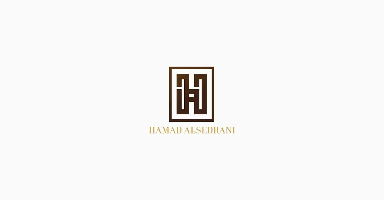 personal Arabic logo design