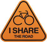 i share the road