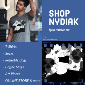 Nydiak Online Store on RedBubble