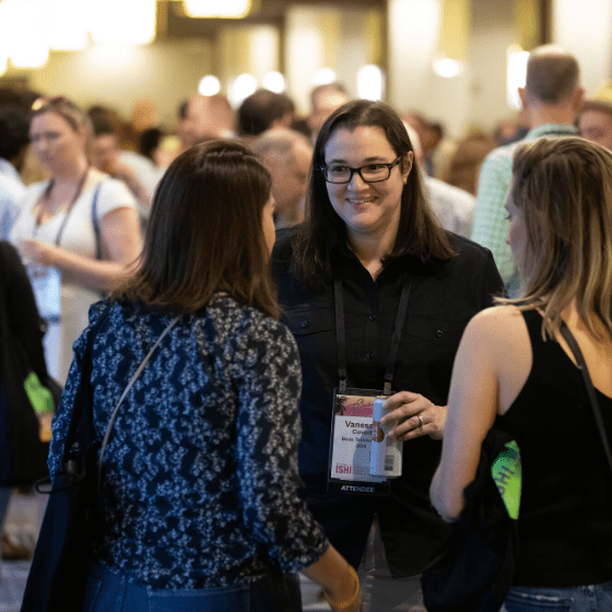 Welcome Reception // Reconnect with old friends and introduce yourselves to those you've not yet met at the Welcome Reception on Monday evening.