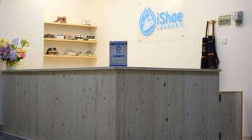 iShoe Laundry Workshop