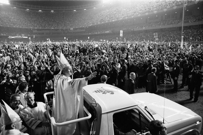"""Beloved Athletes…"" Saint John Paul II's Address to Italian Olympic Medal Winners"