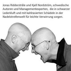 Marketing Strategie Plan Social Media Jonas Ridderstråle und Kjell Nordström