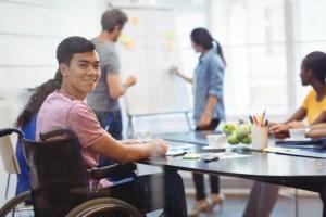 retour travail handicap isialys