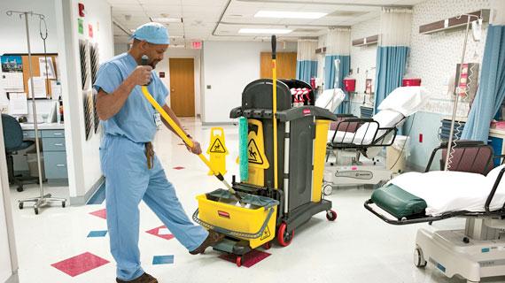 Hasta Odası Temizliği