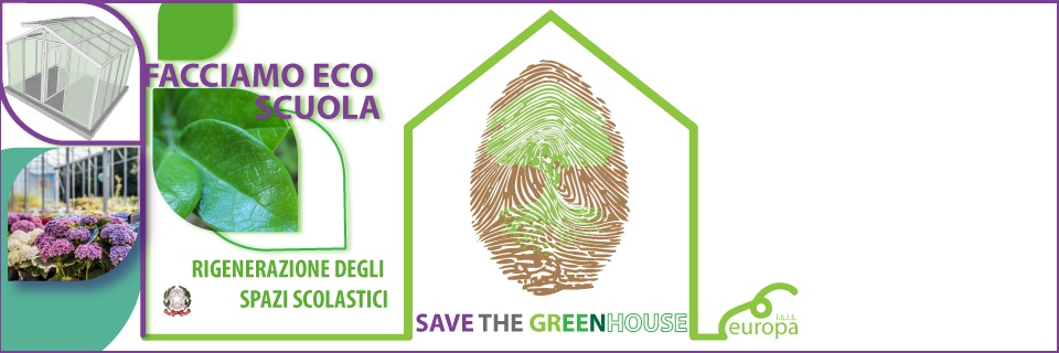 Save the Green House
