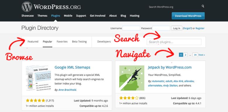 I migliori plugin gratuiti per WordPress.org