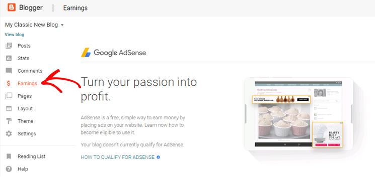 add-adsense-on-blogger