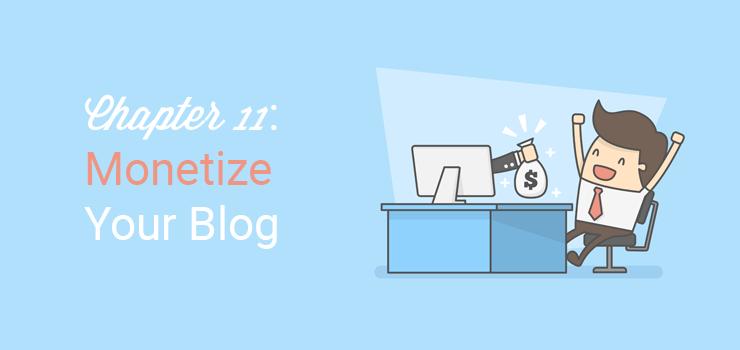 il capitolo 11 monetizza il tuo blog