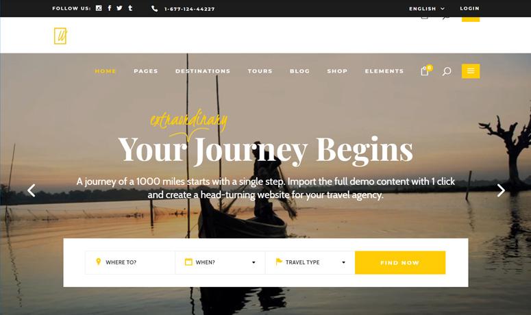 vagabondi-wordpress-travel-tema