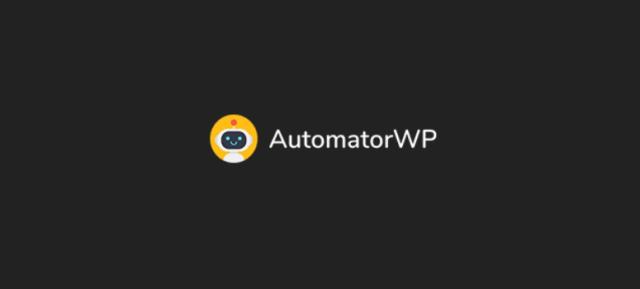 AutomatorWP - بديل مجاني لـ Zapier
