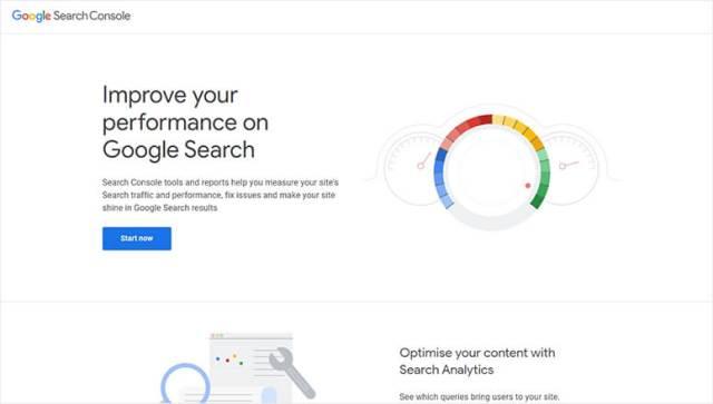 جوجل Search Console