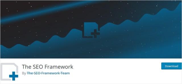 إطار عمل تحسين محركات البحث