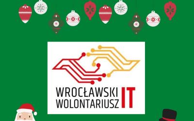 Wrocławski Wolontariusz IT na święta