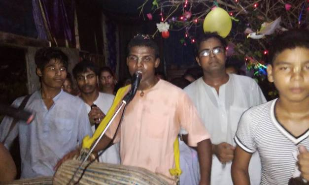 Jhulana Yatra Celebrations in Mymensingh, Bangladesh