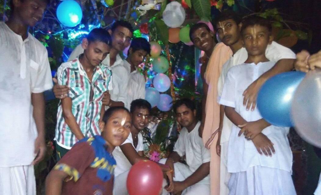 Jhulana Yatra Celebrations in Mymensingh, Bangladesh
