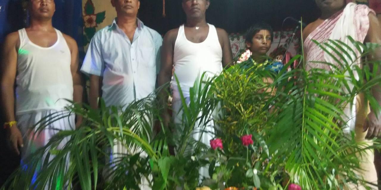 SKM Bangladesh Celebrates Govardhana Puja