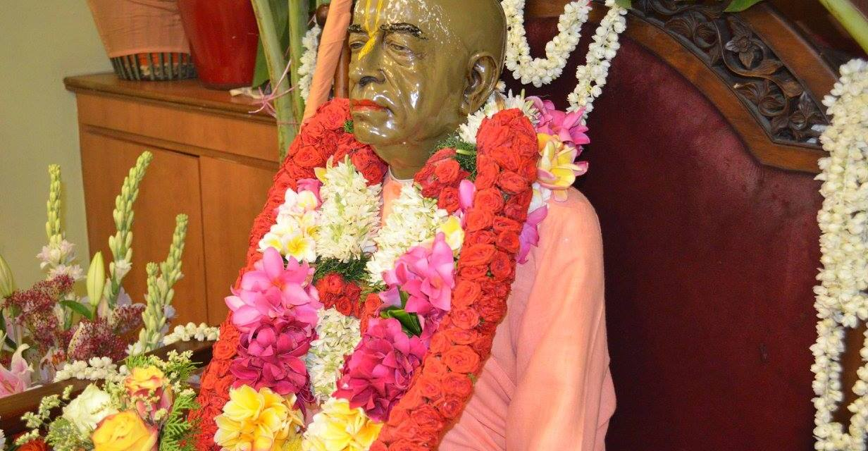 Srila Prabhupada Disappearance Day Celebrations