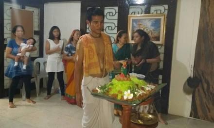 SKM Philippines Celebrates Govardhana Puja