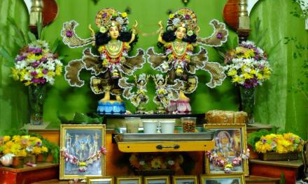 Gaura Purnima 2017 Photos from ISKM Philippines