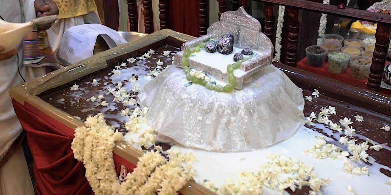 ISKM Puducherry Celebrates Nrsimha-Caturdasi 2017