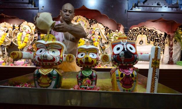 Snana Yatra Festival 2017