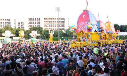 ISKM Singapore Ratha Yatra 2017 — Magnificent Festival, Monumental Success