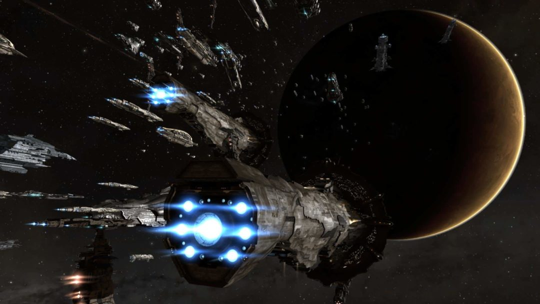 EVE Online Supercapitals