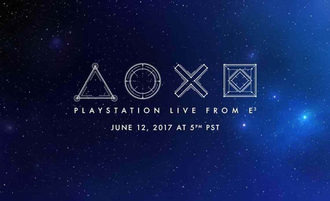 Playstation Live E3 2017
