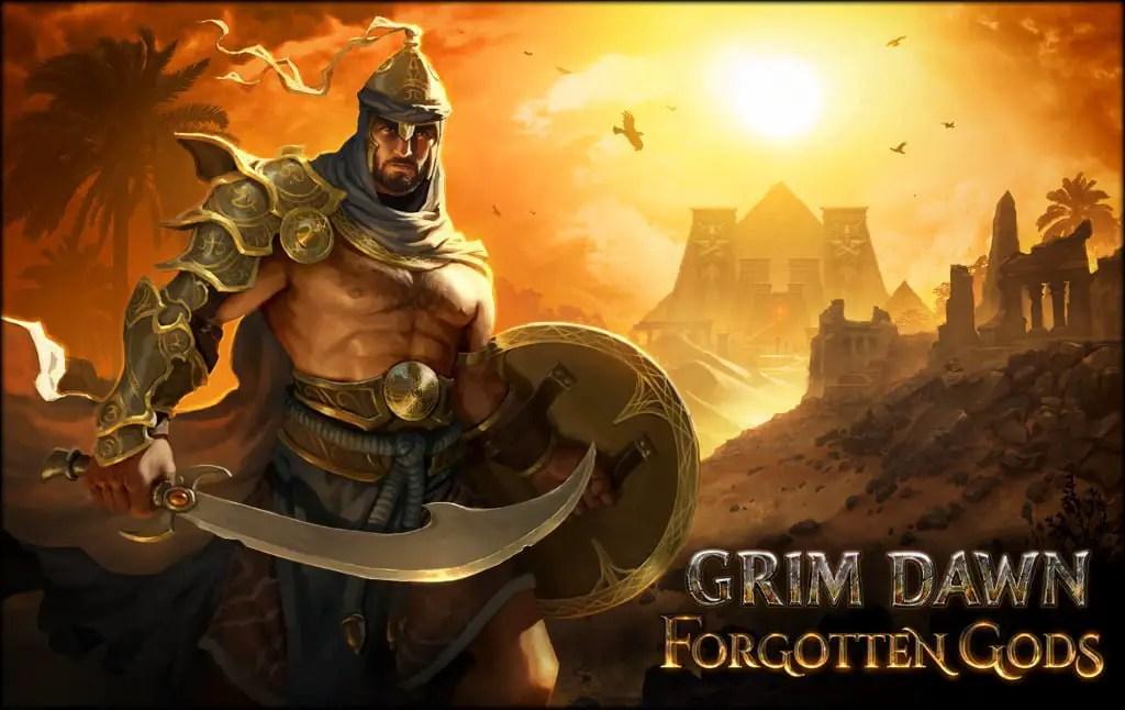 Grim Dawn Expansion Forgotten Gods