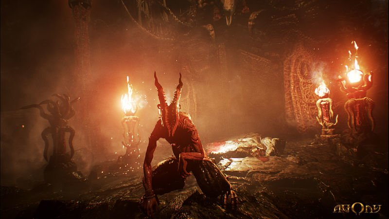 Horror Game Agony