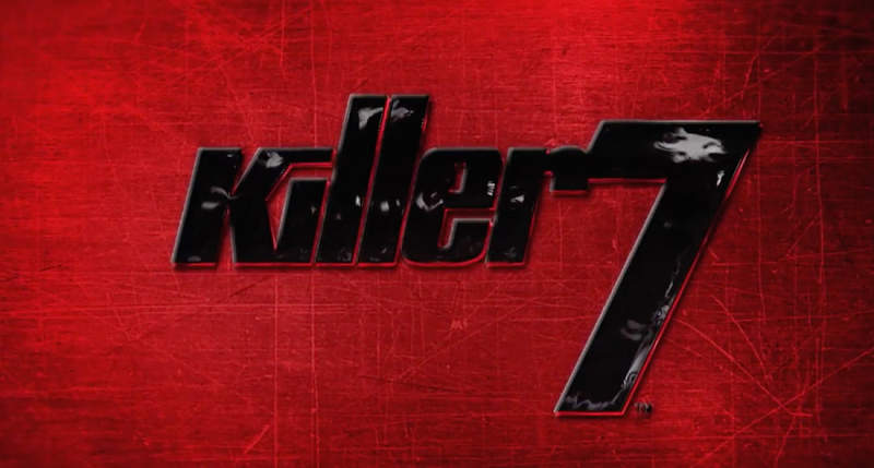 Killer7 coming to PC